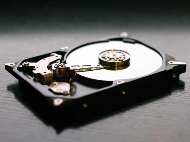 Goffs Oak PC Repairs Hard Disk
